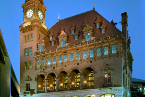 Main St. Station - Exterior